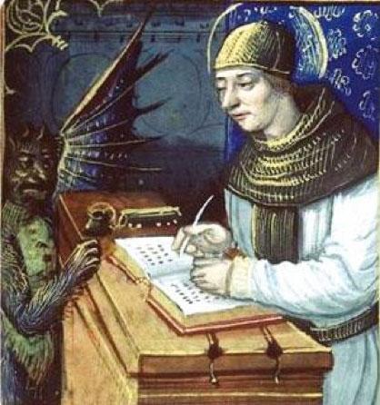 14世紀の写本に残るティティヴィラス