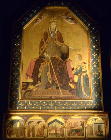 ロベルト1世の肖像